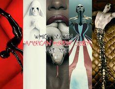 Which 'American Horror Story' Season Are You? - Quiz - Zimbio I got Asylum