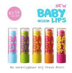 Baby Lips Lipbalm