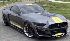 Crazy Cars, Weird Cars, Cool Cars, Abs And Cardio Workout, Life Car, Shelby Gt500, S Car, American Muscle Cars, Mustangs