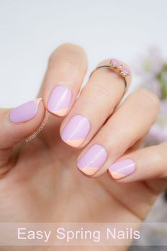 Spring Nail Art, Nail Designs Spring, Spring Nails, Nail Art Designs, Summer Nails, Fall Nails, Cute Nails, Pretty Nails, Gorgeous Nails
