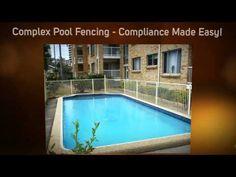 Gold Coast Glass Pool Fencing - Ring 0406728704 #Mermaid_Fencing #Gold_Coast_Semi_Frameless_Glass_Pool_Fences #Gold_Coast_Glass_Balustrades