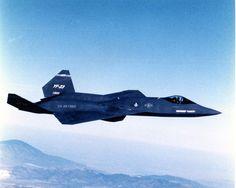 Northrop YF-23 Black Widow
