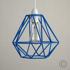 Cage pendant light i