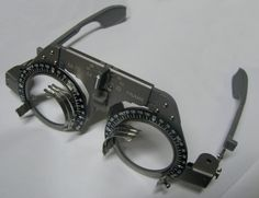 Trial Pair, optometry tool