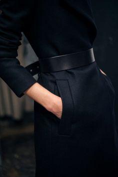 black, minimal, and style image