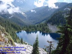 Cascade's Splendor on the Pacific Crest Trail
