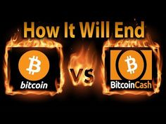 """Why Bitcoin Cash Won't Replace Bitcoin & How It'll End  Bitcoin Cash is spiking and there is some discussion whether or not Bitcoin Cash can displace Bitcoin. In other words could it take the name """"Bitcoin""""? The short answer is no. The longer answer is th"""