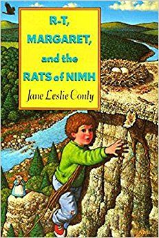 The third book in the Rats of NIMH series begun by Robert C. O'Brien. This book always makes me a little sad, but it's still so enjoyable and leaves you free to imagine your own stories about the hyper-intelligent rats. Highly recommend this whole trilogy! |Books|Reading|Middle Grade Fiction|R-T, Margaret, and the Rats of NIMH|Jane Leslie Conly|Book recommendations|Kids books|Read aloud books|Summer reading|