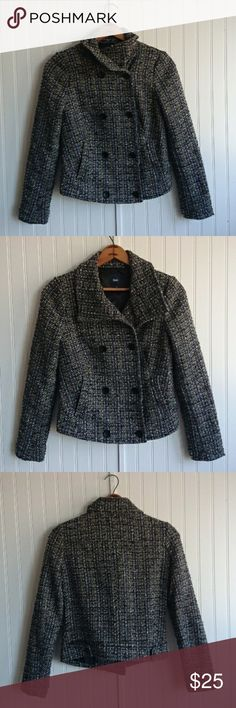 Gap blazer Holiday 2010 Collection looks brand new, no imperfections  shell: 53% cotton 25% acrylic 11% polyester 9% wool 2% other lining polyester GAP Jackets & Coats Blazers