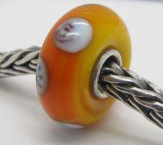 NEW-Authentic-Trollbeads-OOAK-UNIQUE-Murano-Glass-Bead-TB-1114-Classic-Core