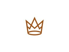 Saved by jr soto (jsoto). Discover more of the best Crown, Mark, Iconography, Wip, and Logo inspiration on Designspiration Logo Design Inspiration, Icon Design, Web Inspiration, Creative Inspiration, Leon Logo, Simple Crown Tattoo, Vape Logo, St Logo, Property Logo