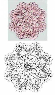 Captivating All About Crochet Ideas. Awe Inspiring All About Crochet Ideas. Crochet Snowflake Pattern, Crochet Doily Diagram, Crochet Mandala Pattern, Crochet Diy, Crochet Stars, Crochet Circles, Crochet Snowflakes, Crochet Doily Patterns, Thread Crochet