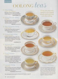 Oolong teas offer myriad benefits! adagio.com/oolong/index.html