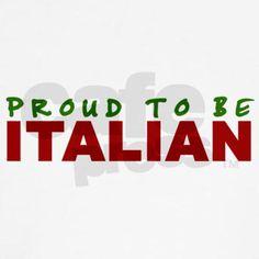 Yesireee!!!!Senza dubbio! Sono orgogliosa d'essere Italiana!