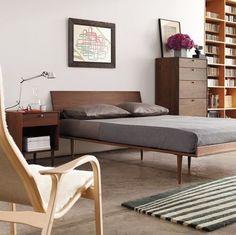 6 Elegantes quartos masculinos elegantes e simples