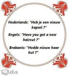 Haha deze is grappig NL