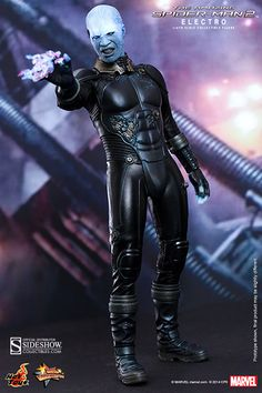 The Amazing Spider-Man 2 figurine Movie Masterpiece 1/6 Electro Hot Toys