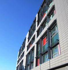 Re-clad facade