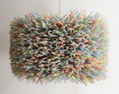 15 Ideas of How to Recycle Plastic Straws | Architecture, Art, Desings - Daily source for inspiration and fresh ideas on Architecture, Art and Design