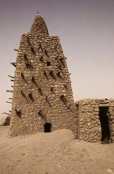https://flic.kr/p/6YAnv2 | Mosquée. Mali
