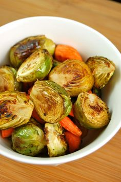 Balsamic Roasted Vegetables | Jules du Jour