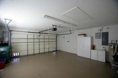 Garage/aka Mark's bike room