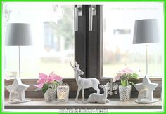 deco christmas winter window sill pink white farm silver pink pink poinsettia deer set Source by mar Christmas Poinsettia, Christmas Night, Pink Christmas, Xmas, Window Ledge, Window Frames, Window Sill, Diy Craft Projects, Diy Crafts To Do