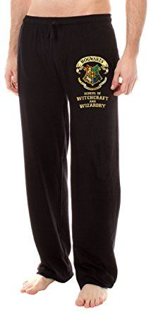 a9ae489f3bc5 Underboss Unisex Mens Womens Harry Potter Printed Lounge Pajama Pants (See  More Sizes) Review