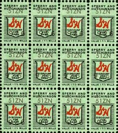 Remember S & H green stamps?