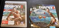Far cry 3 Sony PlayStation 3 -  PS3 - FREE Postage