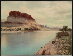 Vintage images of public lands in the US in color – in pictures