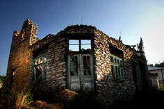 part of an old village Lazaropole in West part of Macedonia,by Igor Todorovski, via Flickr