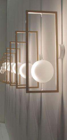 Melogranoblu :: MOONSHADOW Love these! / Redundância / A redundância esta na sequência das lâmpadas.
