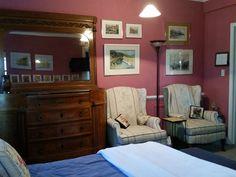 A corner of the ground floor Italian room (king bed). King Beds, B & B, Ground Floor, Heaven, Gallery Wall, Corner, Flooring, Room, Home Decor