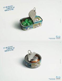환경보호의 중요성을 알려주는 공익광고^^