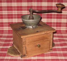 Coffee grinder.....