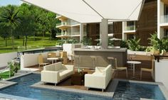 Condominiums, executive 3 bedroom from 8 Million Thb