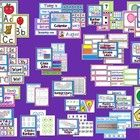 This 250+ pages ZIP file includes everything you need to label and decorate your classroom. Color scheme is solid, bright chevron print.   I have a...