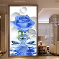 Home Decor DIY 5D Embroidery Painting Soulmate Scenery Love Cross Stitch Needlework Mosaic Diamond Cube
