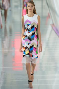 Preen by Thornton Bregazzi Spring 2014 Ready-to-Wear Collection