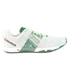 Reebok CrossFit Sprint 20  White  Silvery Green  Citrus Glow  Womens  9 * You can get more details by clicking on the image.(This is an Amazon affiliate link and I receive a commission for the sales)