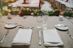 simple Wedding dining set up at Solitaire Homestead Photography by MERGE photography