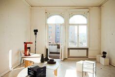 Magnus Reed    Photographer, Apartment and Studio, Berlin-Schöneberg