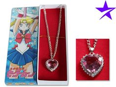 I found 'Sailor Moon Engagement Ring Necklace' on Wish, check it out!