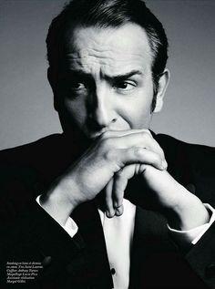 Jean Dujardin © Patrick Lemarchelier