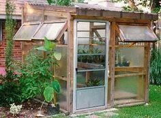 possibly greenhouse design?