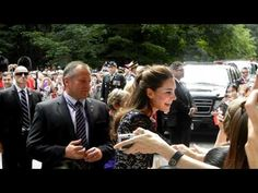 Meeting Prince William and Kate at Peake's Quay in Charlottetown, PEI, Canada - YouTube