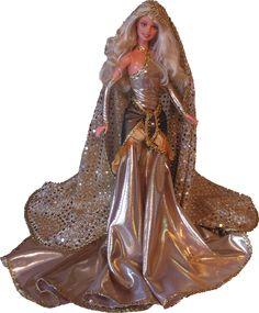 barbie doll, Rhiannon the Goddess » reflectionsbyice.com