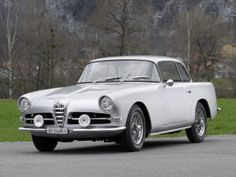 Alfa Romeo 1900C SS Coupe Lugano by Ghia-Aigle – 1959