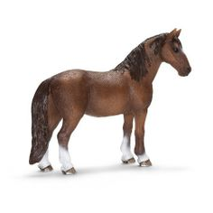 Tennesee Walker Mare by Schleich. Save 31 Off!. $6.22. Tennessee Walkers are medium-sized, elegant and harmonious horses. Walkers are reputed to be very friendly, calm and intelligent. It's hardly surprising that the Tennessee Walker represents the U.S. State of Tennessee; and as the name indicates, this horse is known for a particular type of gait, an accelerated form of the walk. This breed was developed in the Southern USA for plantation owners and its special way of walking is co...